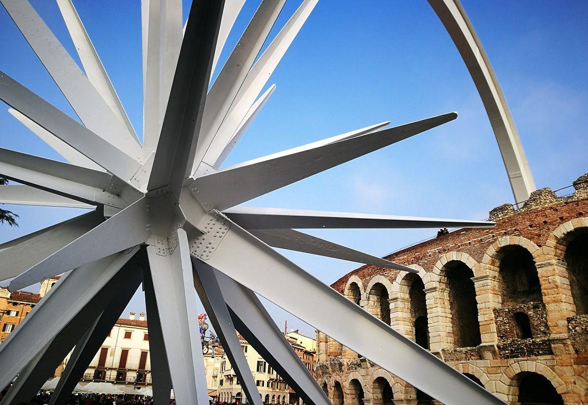 Stella Di Natale A Verona.Turismo Verona La Magia Del Natale A Verona Veneto360